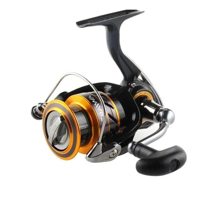 Daiwa Fishing Reel Mission Cs 2000-4000 Size With Metail Line Cup 2Kg-6Kg Power-Spinning Reels-Fishing Enjoying Store-2000 Series-Bargain Bait Box