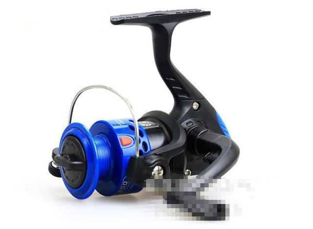 Daiwa Technology Left/Right Hand 5.1:1 3Bb Plastic Front Drag Spinning Reel-Spinning Reels-TinyBear's Store-bule-Bargain Bait Box