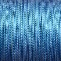 Dasnaki 500M 4 Stands Pe Braided Fly Fishing Line Multifilament 12-100Lb-Fishing Enjoying Store-Blue-0.6-Bargain Bait Box