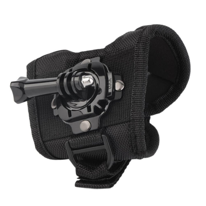 Easttowest 360 Degree Rotation Hand Strap Wrist Belt Mount For Action Camera-Underwater Cameras-Bargain Bait Box-Bargain Bait Box