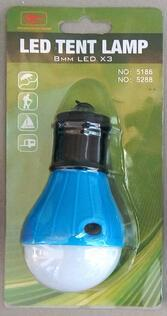 Emergency Camping Tent Soft Light Hanging Sos 3 Led Lanters Fishing Lantern-THousCamp Store-Blue-Bargain Bait Box