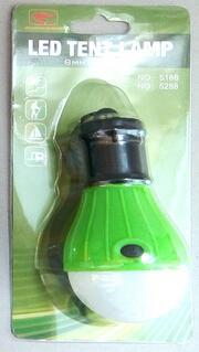Emergency Camping Tent Soft Light Hanging Sos 3 Led Lanters Fishing Lantern-THousCamp Store-Green-Bargain Bait Box