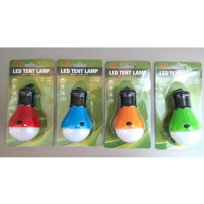 Emergency Camping Tent Soft Light Hanging Sos 3 Led Lanters Fishing Lantern-THousCamp Store-Red-Bargain Bait Box