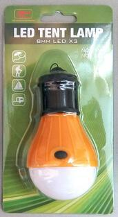 Emergency Camping Tent Soft Light Hanging Sos 3 Led Lanters Fishing Lantern-THousCamp Store-Yellow-Bargain Bait Box