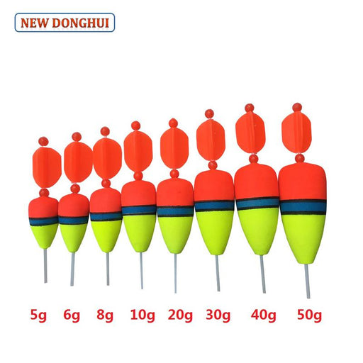 Eva Foam Fishing Float Wide-Fishing Floats-Bargain Bait Box-8g 10PCS-Bargain Bait Box