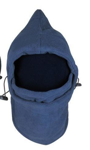 Face Mask Thermal Fleece Balaclava Hood Swat Bike Wind Wind-Proof And Sand-Proof-Masks-Bargain Bait Box-Blue-Bargain Bait Box