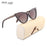 Female Brown Sunglasses Women Cat Eye Eyewear Gradient Uv400 Polarized Sun-Sunglasses-GreenBuy Store-Gradient Brown Lens-Bargain Bait Box