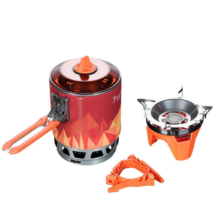 Fire Maple Outdoor Personal Cooking System Hiking Camping Equipment Oven-Outdoor Stoves-JSA Outdoor equipment Store-Green-Bargain Bait Box