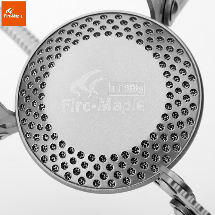 Fire Maple Outdoor Split Gas Stove Ultralight Titanium Alloy Hiking Cooker Gas-JSA Outdoor equipment Store-Bargain Bait Box