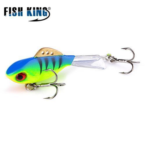 Fish King Winter Ice Fishing Lure 1Pc 38Mm-65Mm Balancer Hard Bait Lure For-FISH KING First franchised Store-see photo7-38mm-4g-1pcs-Bargain Bait Box