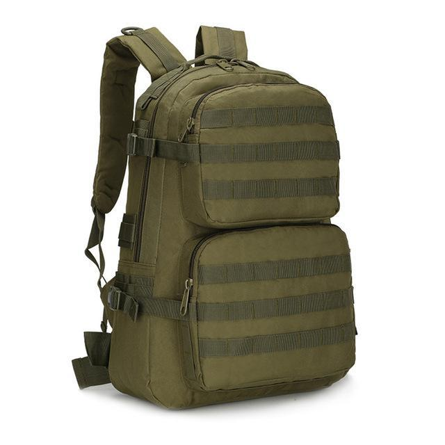 Fishing Bag Black Hawk Sports Backpack Bag On The Backpack Package 3D Attack-Backpacks-Bargain Bait Box-ArmyGreen-Bargain Bait Box