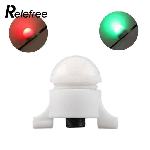 Fishing Bell Bite Alarm Portable Mini Electronic Led Light Waterproof Carp-Inner beauty always-Bargain Bait Box