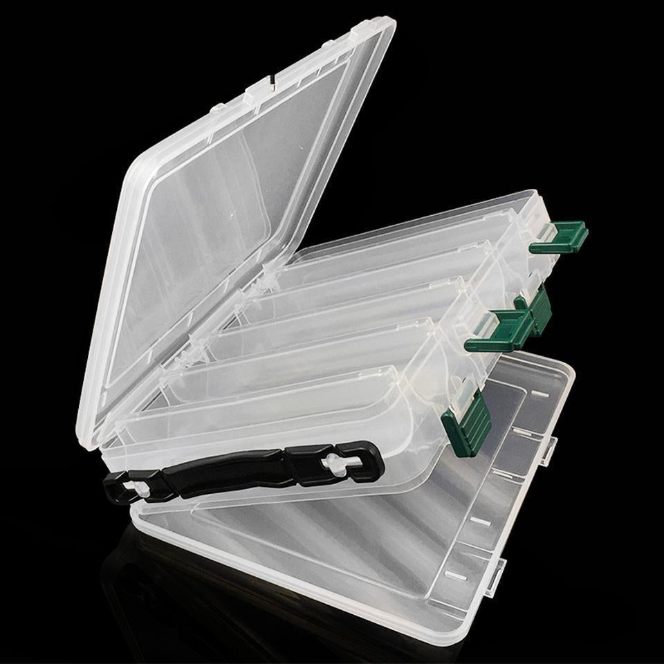 Fishing Box Accessories Tackle Lures Bait Storage Case Shrimp Boxes For-YPYC Sporting Store-Bargain Bait Box