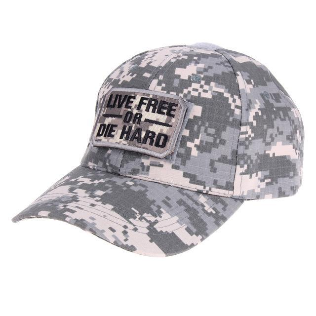 Fishing Caps Special Forces Operator Tactical Baseball Hat Cap With 2-Hats-Bargain Bait Box-as show 2-M-Bargain Bait Box