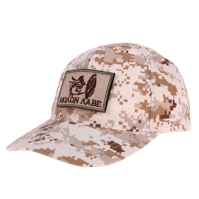 Fishing Caps Special Forces Operator Tactical Baseball Hat Cap With 2-Hats-Bargain Bait Box-as show 5-M-Bargain Bait Box