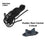 Fishing Kayak Rudder Kits Nylon Glass Fiber Black Ocean Kayak Accessories-Kayak Rudders-whitbys sporting Store-Bargain Bait Box