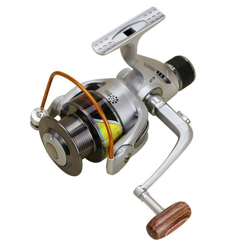Fishing Reel Pre-Loading Spinning Wheel 5.2:1 5.5:1 225/475G 2000/7000S-Spinning Reels-NUNATAK Fishing Store-2000 Series-Bargain Bait Box