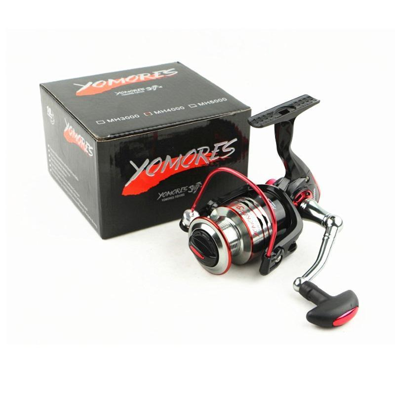 Fishing Reels Mh7000 High End Spinning Reel Metal Wire Cup Seamless Reverse-Spinning Reels-Even Sports-Bargain Bait Box