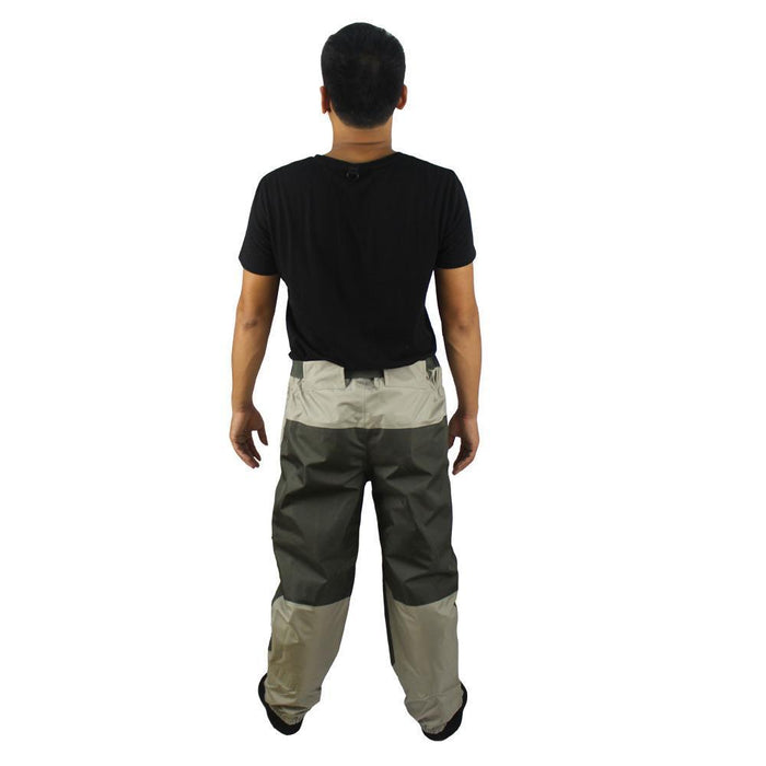 ecb1f9c53f Fly Fishing Waders Pant Breathable Fishing Wading Waist Pants, Rafting Wear-fishing  pants-
