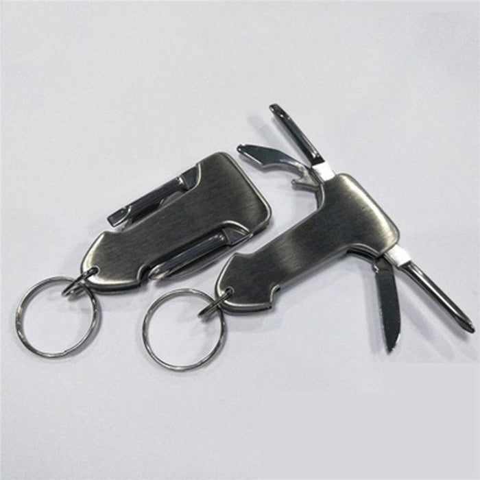Folding Knife Opener Creative Outdoor Edc Portable Emergency 4 In 1-Go-Sporting Store-Bargain Bait Box