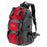 Free Knight Hiking Backpack 50L Waterproof Sports Bag Big Capacity Outdoor-Style Me Fitness Sport-Red-Bargain Bait Box