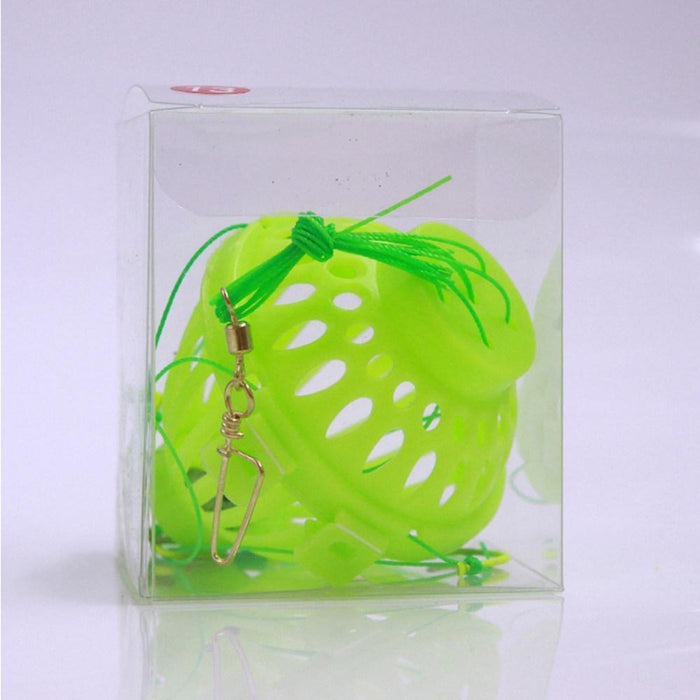 Fulljion Fishing Box Spherical Florescent Explosion Hooks Sea Monsters With 7-Ali Fishing Store-10-Bargain Bait Box