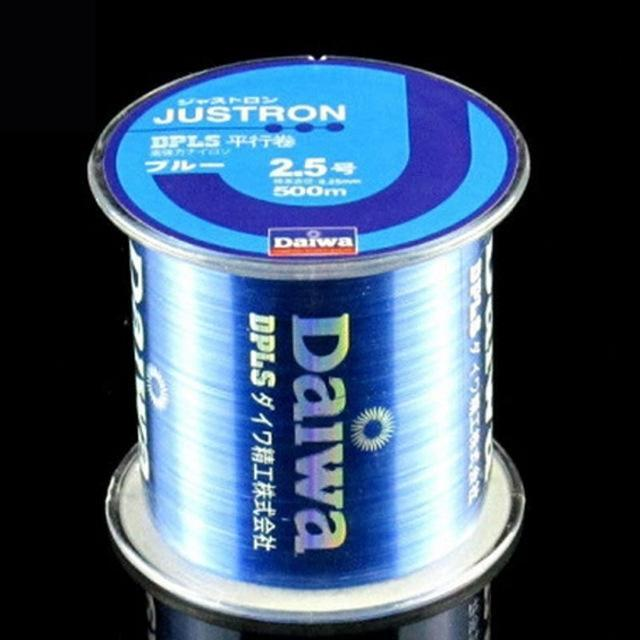 Golden Supplier! 500M Monofilament Nylon Fishing Line Janpan Lure Carp Fishing-Sequoia Outdoor Co., Ltd-Blue-0.8-Bargain Bait Box