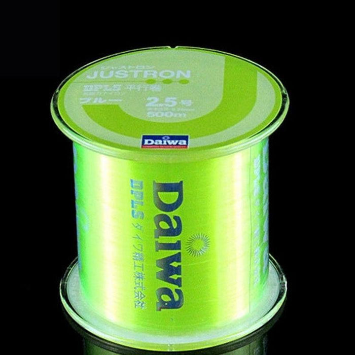 Golden Supplier! 500M Monofilament Nylon Fishing Line Janpan Lure Carp Fishing-Sequoia Outdoor Co., Ltd-White-0.8-Bargain Bait Box