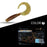 Goture 10Pcs/Lot 6Cm 2G Fishing Lure Soft Grub Worm Bait Curly Tail Silicone-Goture Official Store-C109302-Bargain Bait Box