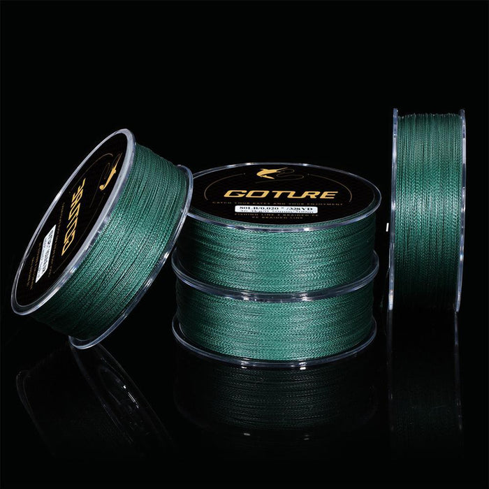 Goture 300M 8 Strands Pe Braided Fishing Line Super Strong Braided Wire-Goture Fishing Store-1.0-Bargain Bait Box