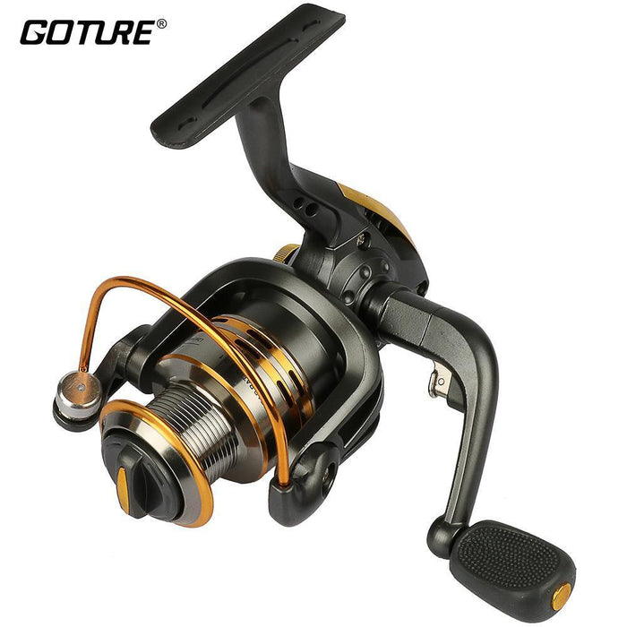 Goture Brand Spinning Fishing Reel Metal Spool 6Bb For Freshwater Saltwater-Spinning Reels-Goture Fishing Store-1000 Series-Bargain Bait Box