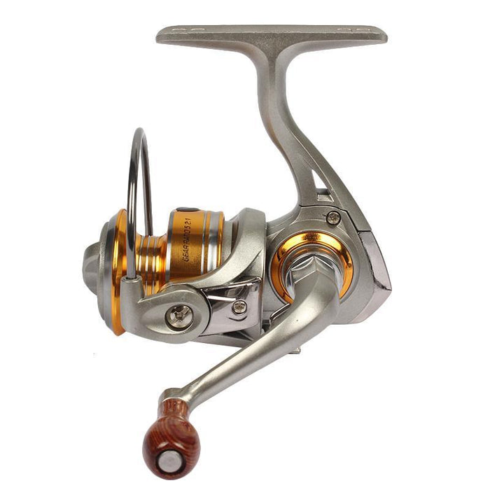 Goture Df150 5Bb 5.2:1 Mini Fishing Spinning Reel Front Drag Water Wheel-Spinning Reels-Goture Fishing Store-Bargain Bait Box