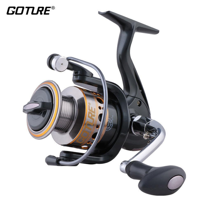 Goture Fishing Reel 6Bb + 1Rb Spinning Reel Boat Rock Fishing Wheel 1000-7000-Spinning Reels-Goture Fishing Store-1000 Series-Bargain Bait Box