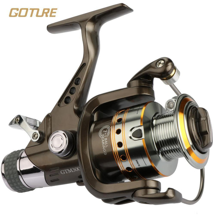 Goture Gtm3000 Spinning Fishing Reel 7+1Bb Max Drag 12.5Kg Carp Fishing Reel-Spinning Reels-Goture Official Store-Bargain Bait Box