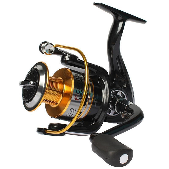 Goture Zfa Spinning Fishing Reel 1000 3000 5000 Series Carp Fishing Reel-Spinning Reels-Goture Fishing Store-1000 Series-Bargain Bait Box