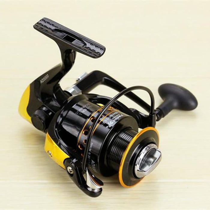 Grade Metal Rocker Fishing Reel Spinning Wheel Fishing Tackle Fishing Tool-Spinning Reels-Sports fishing products-3000 Series-Bargain Bait Box