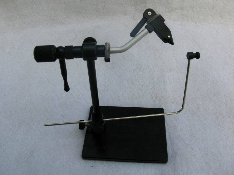 Hard Iron Jaws Rotary Fly Tying Vise Free Fisher Fishing A025-Fly Tying Materials-Bargain Bait Box-Bargain Bait Box