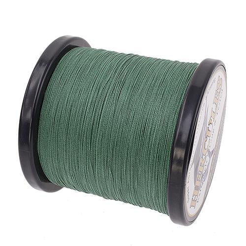Hercules Fishing Line 1000M 4 Strands Pe Braided Wire Multifilament Weaves Peche-Hercules Pro store-Green-0.2-Bargain Bait Box