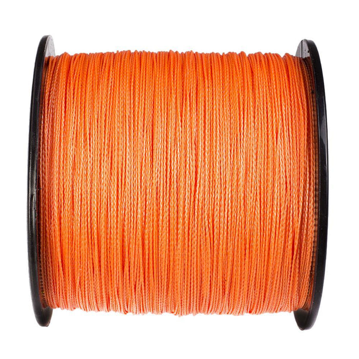 Hercules Fishing Line Pesca 4 Strands Pe Braided Line For Carp Fishing Orange-Hercules Pro store-100M-0.2-Bargain Bait Box