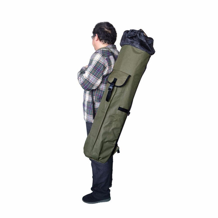 High-Capacity Fishing Bag Portable Shoulder Oxford Fishing Rod And Reel-Fishing Rod Bags & Cases-Bargain Bait Box-Bargain Bait Box