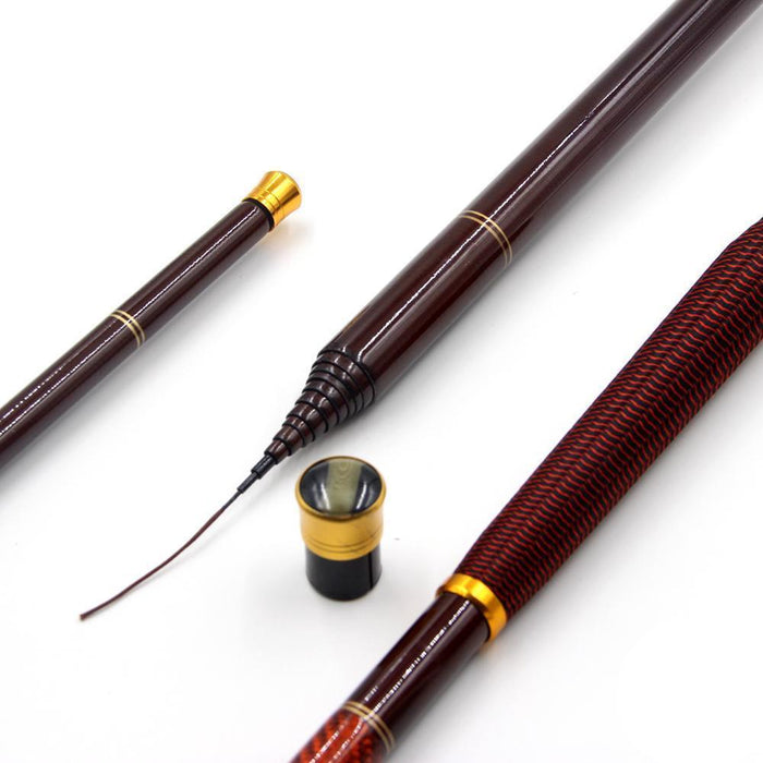 High Carbon Fiber Fishing Rod Super Hard Telescopic Stream Fishing Rods-Leo Shop-2.7 m-Bargain Bait Box