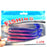 High Quality 4Pcs/Lot 128Mm/9.2G Vivid Soft Lures Loach Fishing Bait Fishing-Dreamer Zhou'store-color A-Bargain Bait Box