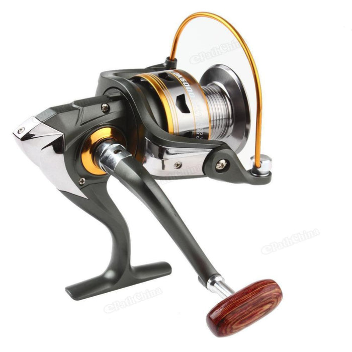 High Quality 6000 Series 11Bb 5.2:1 Sea Fishing Ball Bearings Spinning Reels-Spinning Reels-LoveSport Store-Bargain Bait Box