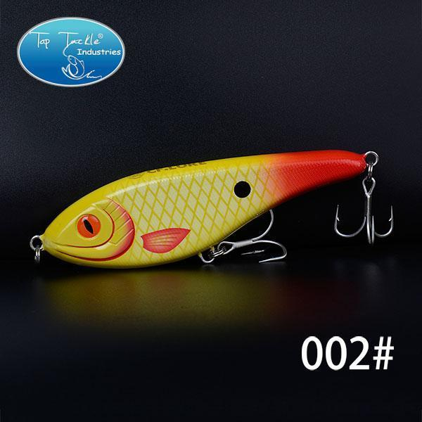 High-Quality Fishing Lure Jerk Bait Fishing Lures 150Mm 76.5G-TOP TACKLE INDUSTRIES-150mm 76g 002-Bargain Bait Box