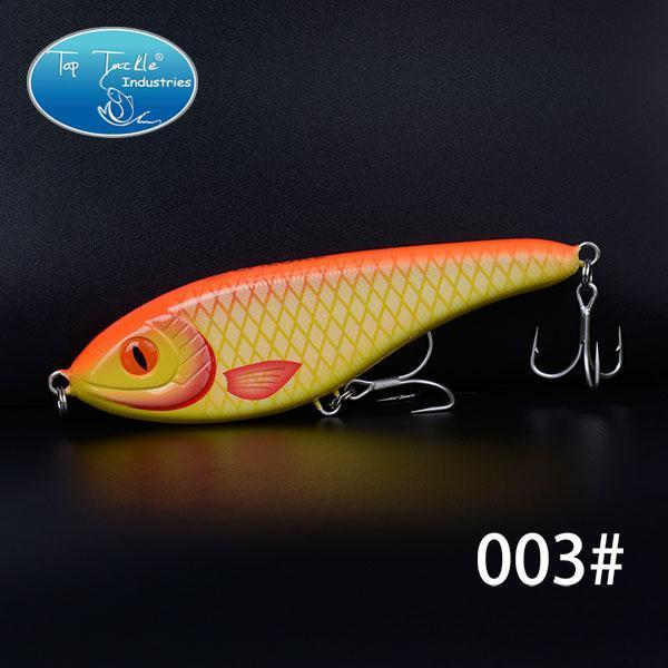 High-Quality Fishing Lure Jerk Bait Fishing Lures 150Mm 76.5G-TOP TACKLE INDUSTRIES-150mm 76g 003-Bargain Bait Box