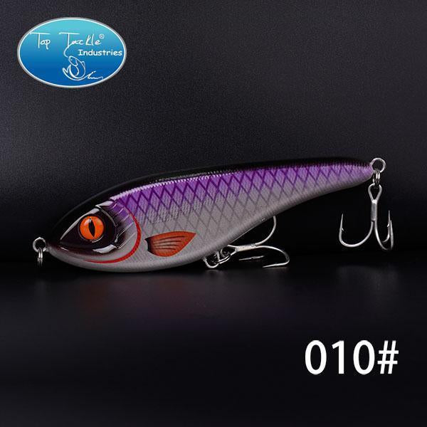 High-Quality Fishing Lure Jerk Bait Fishing Lures 150Mm 76.5G-TOP TACKLE INDUSTRIES-150mm 76g 010-Bargain Bait Box
