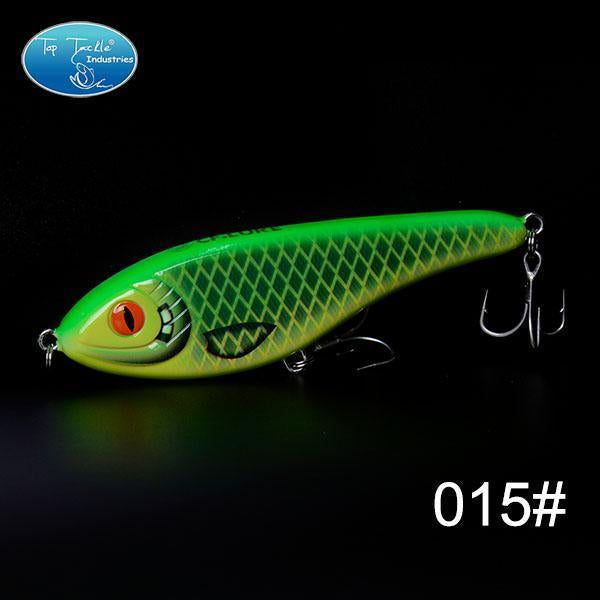High-Quality Fishing Lure Jerk Bait Fishing Lures 150Mm 76.5G-TOP TACKLE INDUSTRIES-150mm 76g 015-Bargain Bait Box