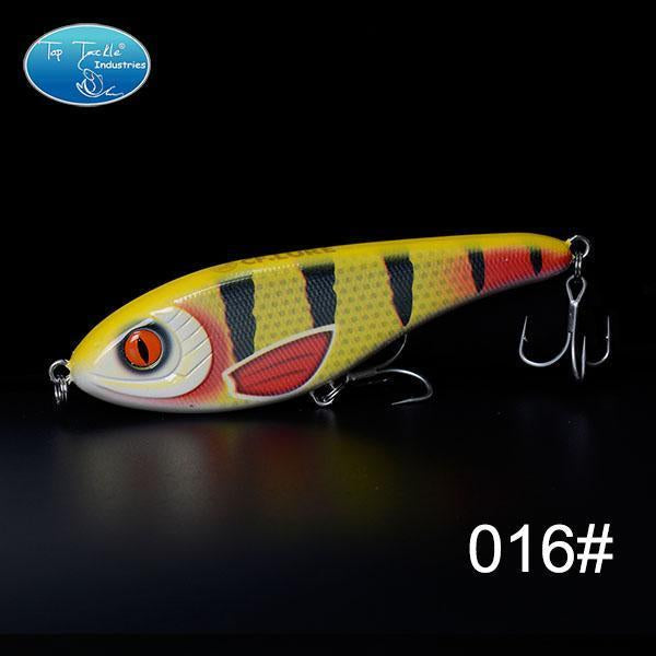 High-Quality Fishing Lure Jerk Bait Fishing Lures 150Mm 76.5G-TOP TACKLE INDUSTRIES-150mm 76g 016-Bargain Bait Box