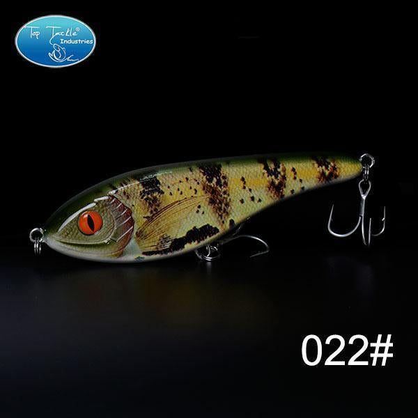 High-Quality Fishing Lure Jerk Bait Fishing Lures 150Mm 76.5G-TOP TACKLE INDUSTRIES-150mm 76g 022-Bargain Bait Box
