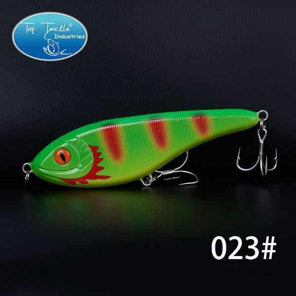 High-Quality Fishing Lure Jerk Bait Fishing Lures 150Mm 76.5G-TOP TACKLE INDUSTRIES-150mm 76g 023-Bargain Bait Box